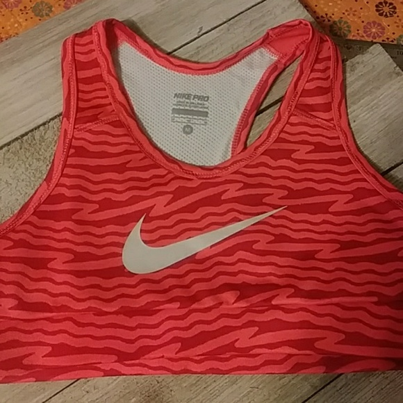 0d27a30d40a56 NWT Nike Pro Dri Fit Girls sports bra from Academy